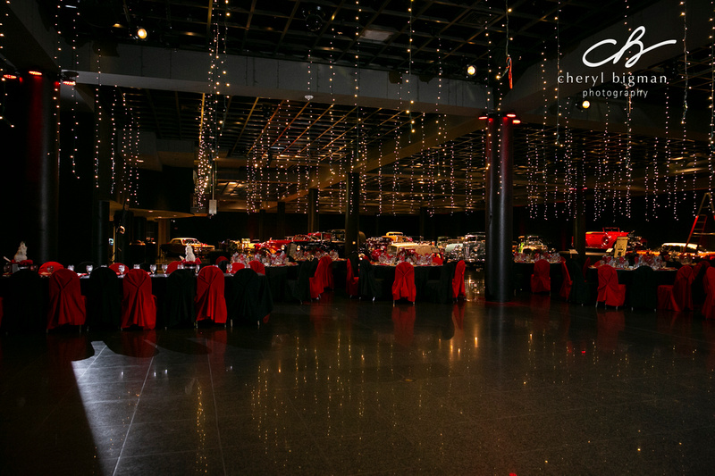 Blackhawk Auto Museum Event Space - Magic Theme