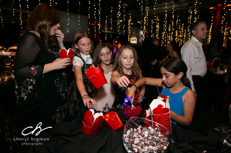 Bar Mitzvah Candy Bar - Red Black White