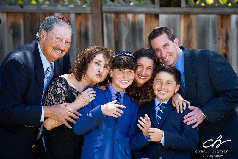 Bar-Mitzvah-Boy-and-Grandparents