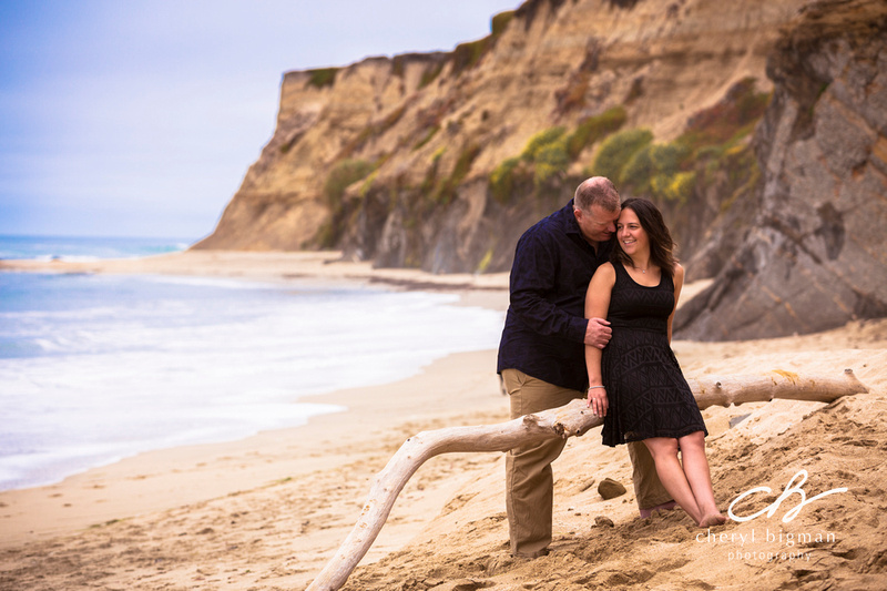 Engagement-Portrait-Half-Moon-Bay-Beach